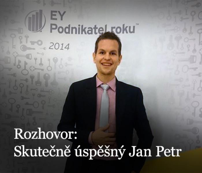 Rozhovor: Skutečně úspěšný Jan Petr